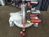 """CRAFTSMAN 137.242750 10"""" COMPOUND MITER SAW WITH DUST COLLECTOR"""